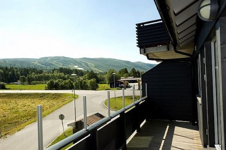 Geilo. Cosy apartment - family friendly & central