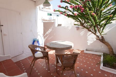 Genuine cottage in Minorca - Fornells - House