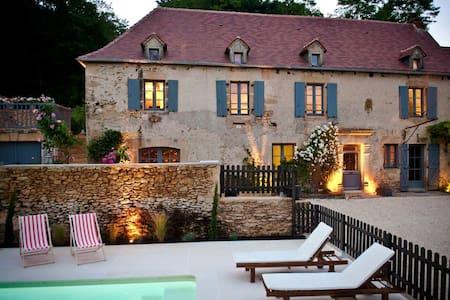 Charming cottage in Périgord Noir  - Sainte-Mondane - Huis