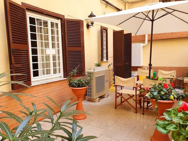 Accogliente appartamento nei pressi di Via Veneto