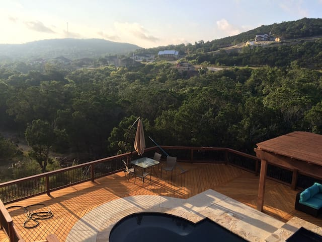 Luxury Canyon Villa San Antonio - San Antonio - Villa