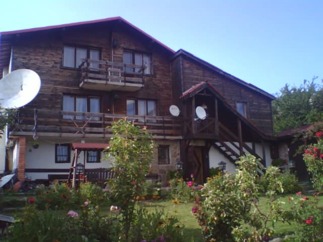 villa in rhodope mountain