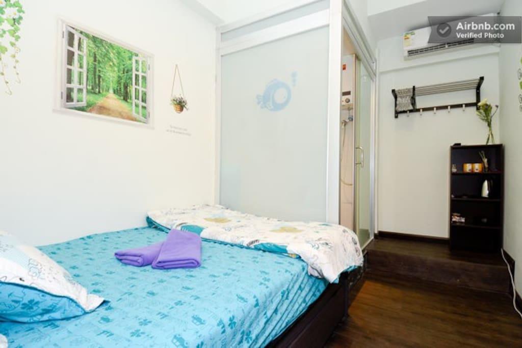 Room For Rent In Jordan Hong Kong