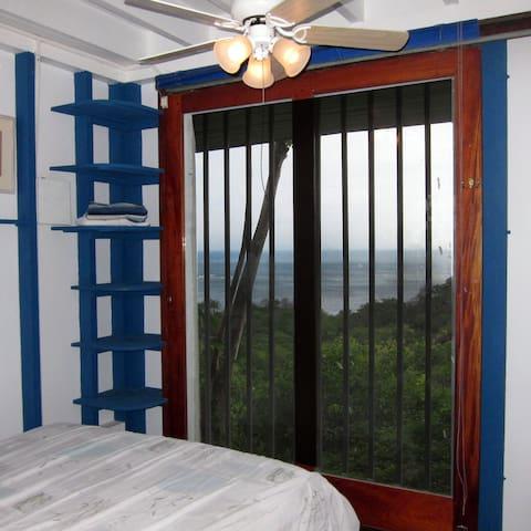 Second bedroom west view