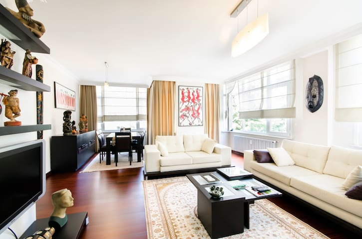 Perfectly Located on Bağdat Avenue - İstanbul - Daire