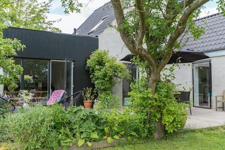Skønt hus tæt på vandet - Køge - Dům