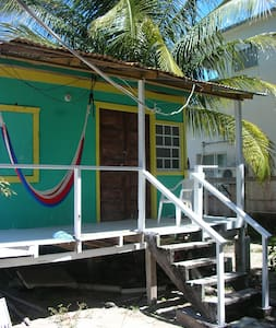 Cozy Cabana for 2 w/ comfy veranda - Caye Caulker - Hus