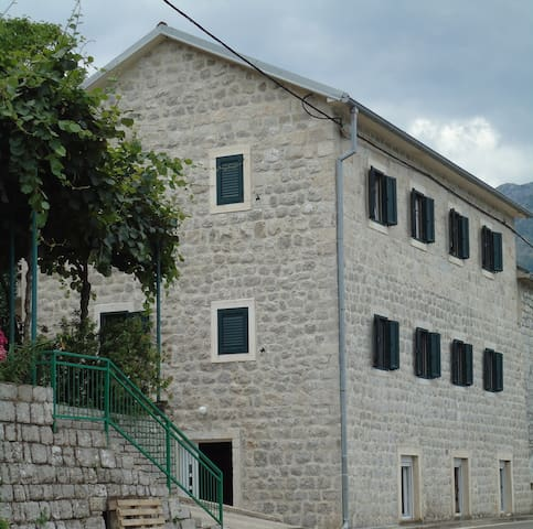 Vila Dream with beautiful sea view - Kotor - Hus