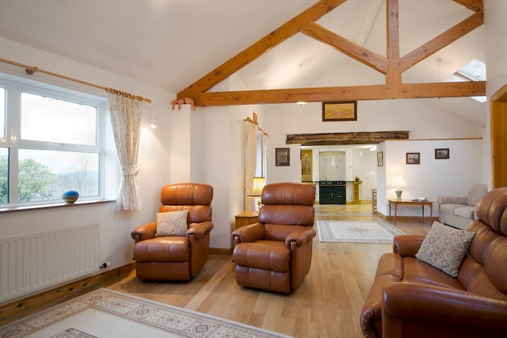 Luxury Lakeland cottage, Borrowdale - Keswick - Maison