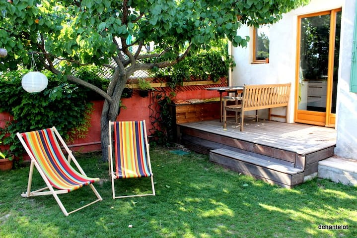 family friendly town house - Marsylia - Dom
