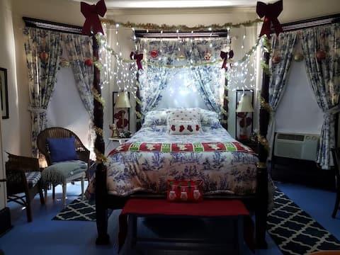Sinclair Room in  Rhodes House.