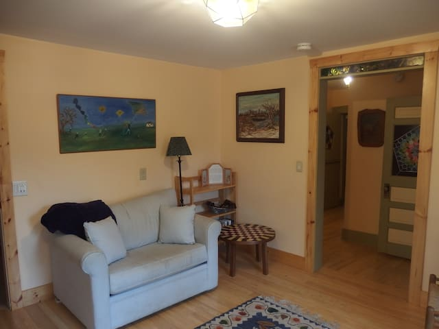Apartment by the Lake - Harrisville - Apartamento