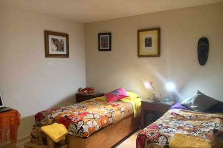 Cozy room in Cholula