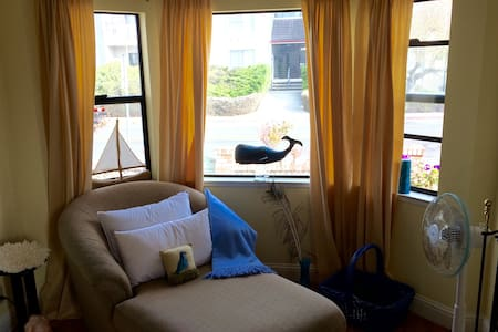Idyllic coastal 2BD near beach and downtown - Half Moon Bay