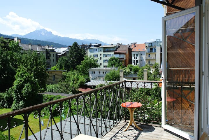 75m2 apartment Innsbruck center - Innsbruck - Wohnung