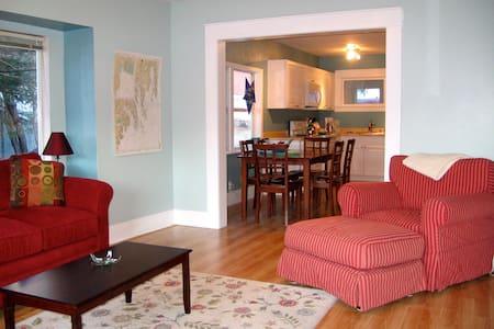 Sea Star Cottage: Family Getaway - 수어드(Seward)