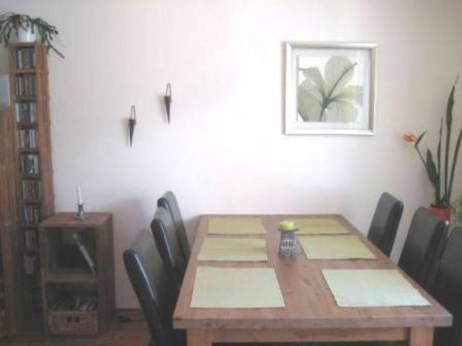 modern eingerichtete wohnung wohnungen zur miete in m nchen bayern deutschland. Black Bedroom Furniture Sets. Home Design Ideas