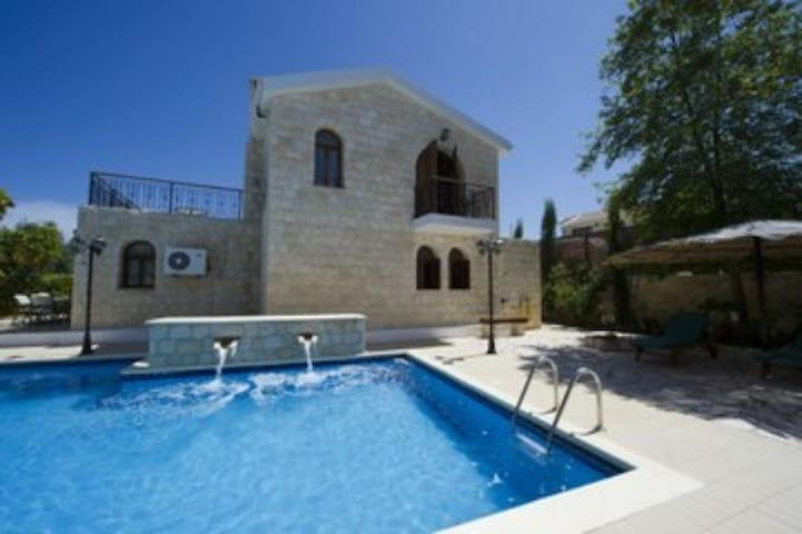 Villa with priv.pool near Paphos(C14) - Poli Crysochous - House