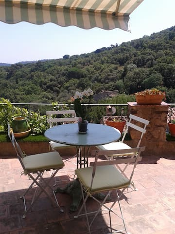 place to relax-house in Ramatuelle