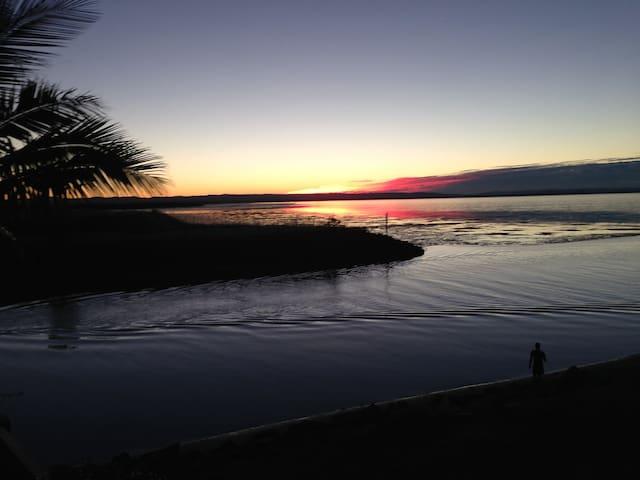 Spectacular views over Morton Bay