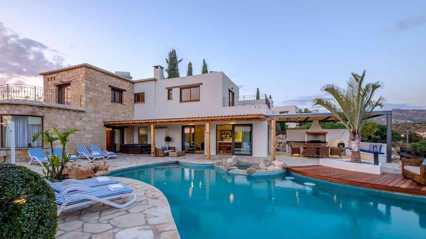 Pafos Luxury Villa Palati