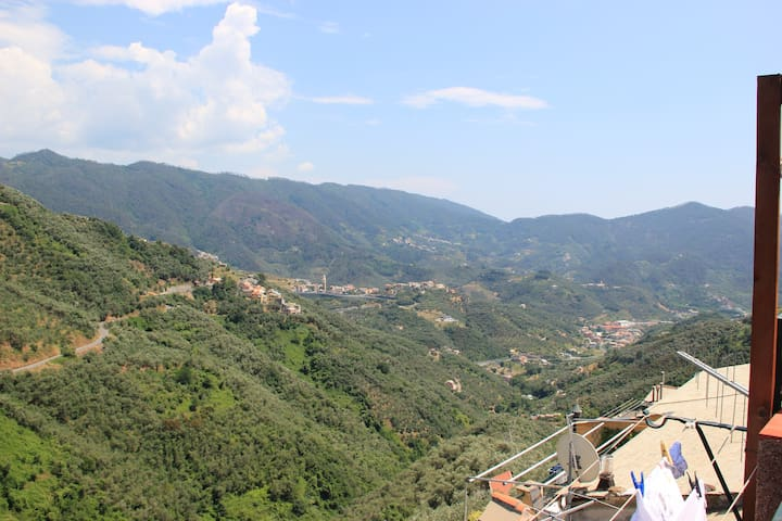 Cinqueterre - Terrace and beautiful view - Lavaggiorosso - Квартира