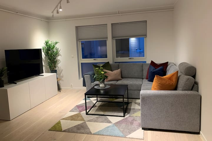 Brand new apartment in Tromsø centre! Ap2