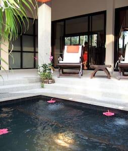 Villa à 10 minutes de la plage - Surat Thani