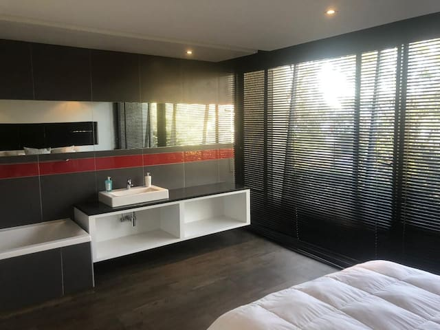 high end luxury duplex apartments.