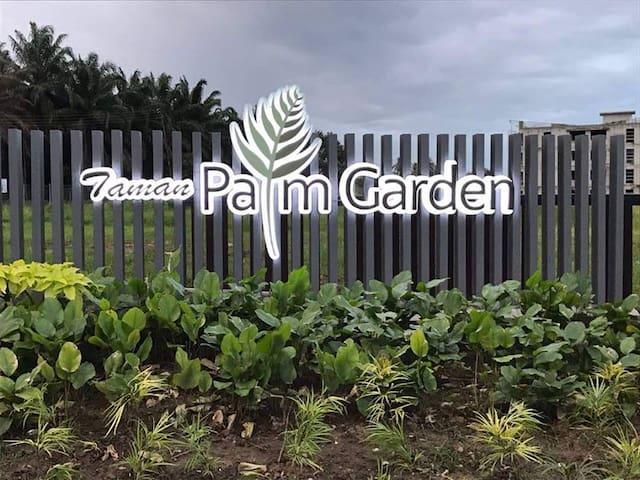 ZAHRA HOMESTAY - PALM GARDEN APARTMENT