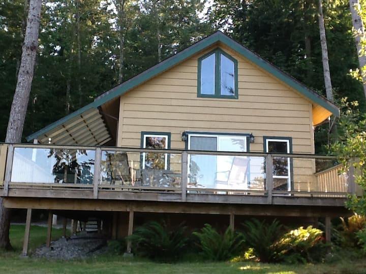 Quiet Ocean Front Beach House