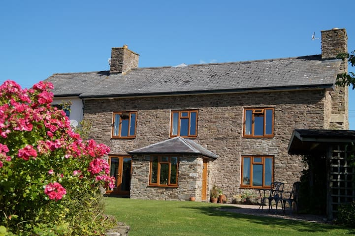 Llanhedric House - Clun - Pension
