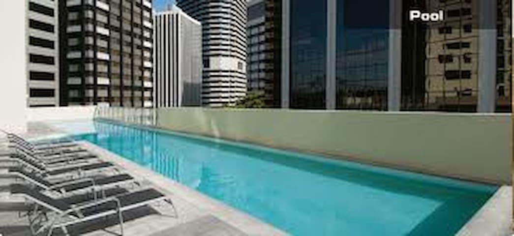 Appt entier - Brisbane CBD  - 布里斯班 - 公寓