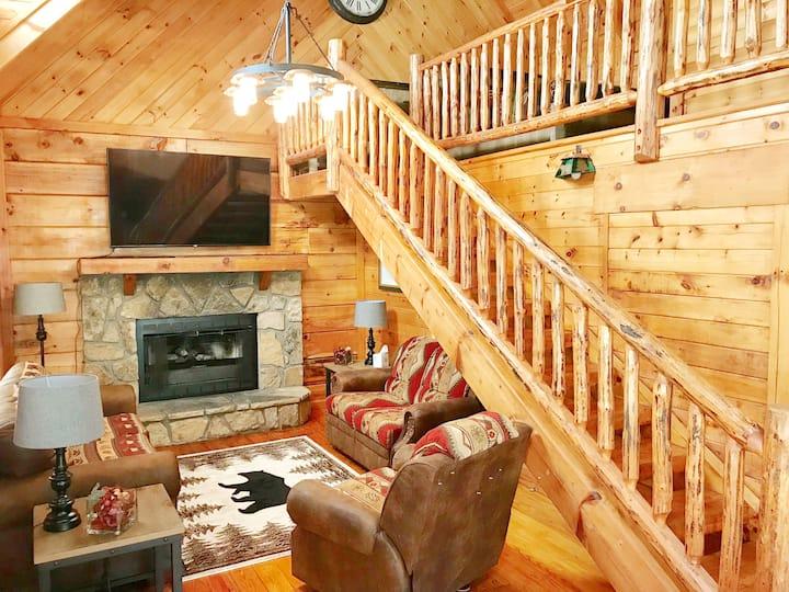 Cosby Creekside Cabin