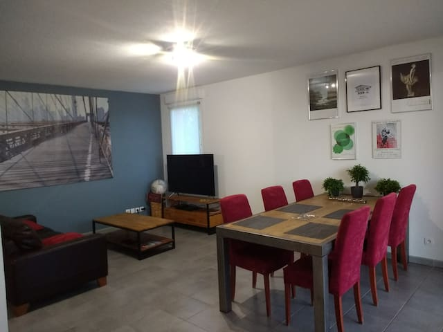 Colomiers Perget , Appartement 58 M2