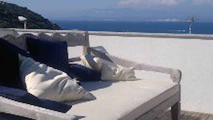 Luxury duplex w.stunning ocean view - Santa Teresa Gallura - Apartment