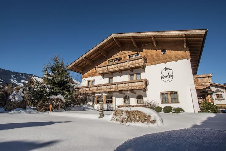 Landhaus Linden Zillertal, neue FeWo in Top Lage