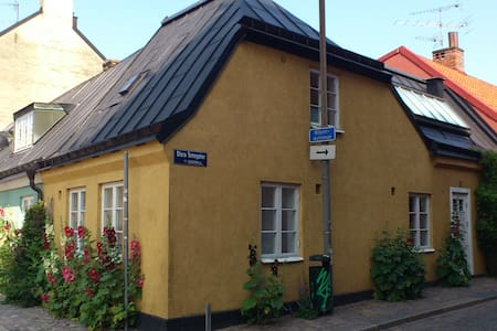 Charming House in City Center - Lund - Hus