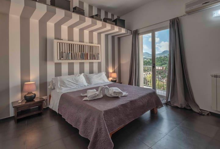 Casa Rossa: Apartment Ficodindia