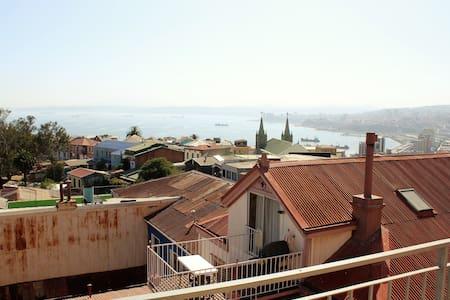 Loft dúplex en Cerro Alegre, Valparaíso - Valparaíso - Loft