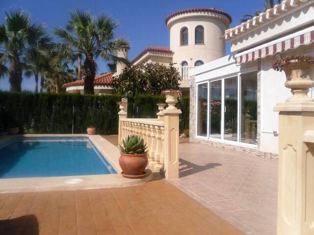 Casa Blanca - Orihuela - House