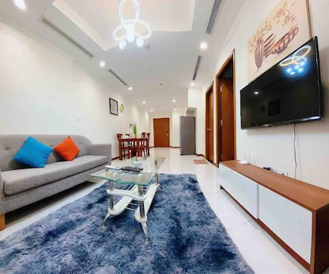 BIGSALE-RELAX with 1 Bedroom Apartment at Vinhomes