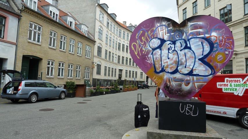 Copenhagen, the heart of Vesterbro