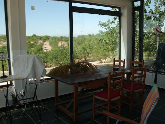 Habitación o cortijo entero - Cuevas del Campo - Casa