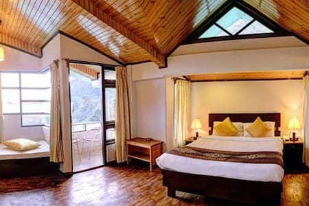 Private Chalet Room at Norling Resort & Spa - Gangtok - 牧人小屋