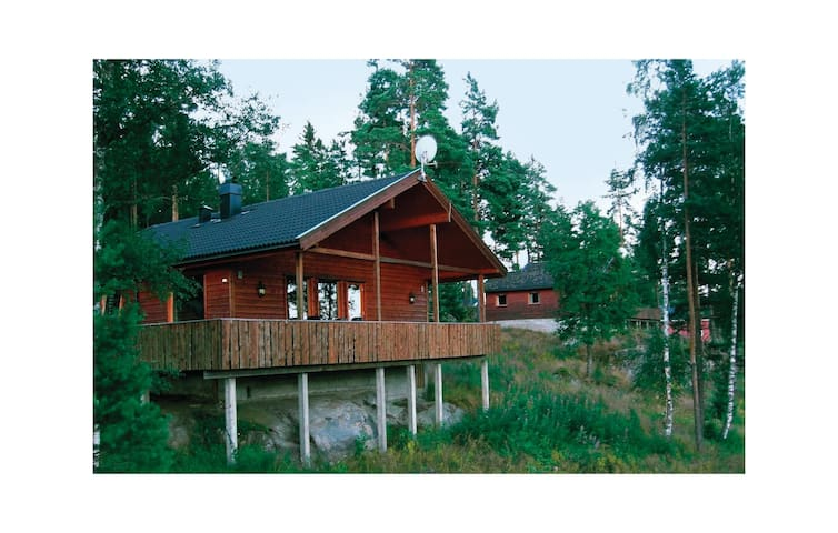 Holiday cottage with 3 bedrooms on 95m² in Hærland