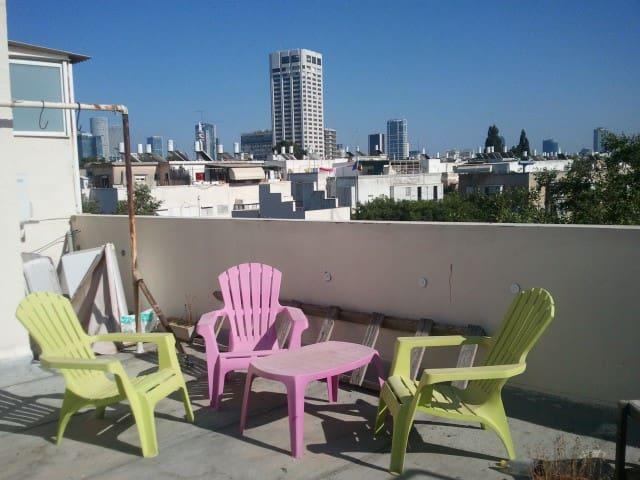 the best view in tel aviv
