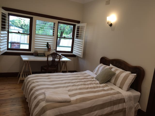 Luxurious Room Lovely Queen Ensuite Wifi B/F Wifi - Chatswood - Casa