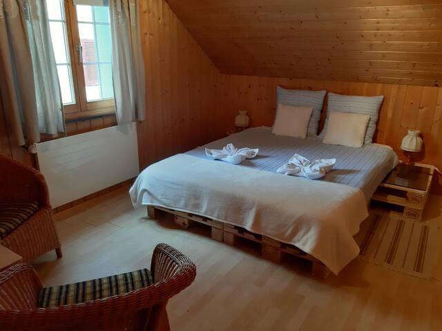 Ferreiras Bed & Breakfast  Doppelzimmer