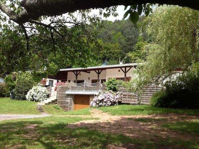 "Gîte ""à l'Ancien Ranch"" - Éguelshardt - Alojamento ecológico"